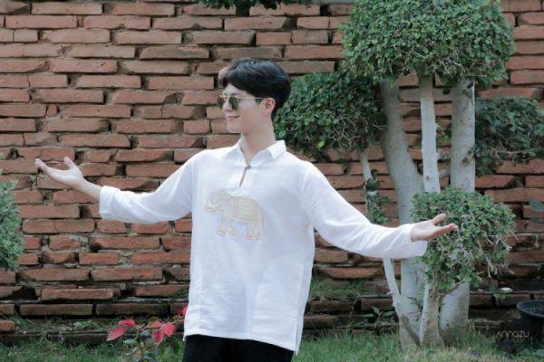 'Boyfriend': Loạt ảnh mới nhất của Park Bo Gum, Song Hye Kyo tại Cuba 5