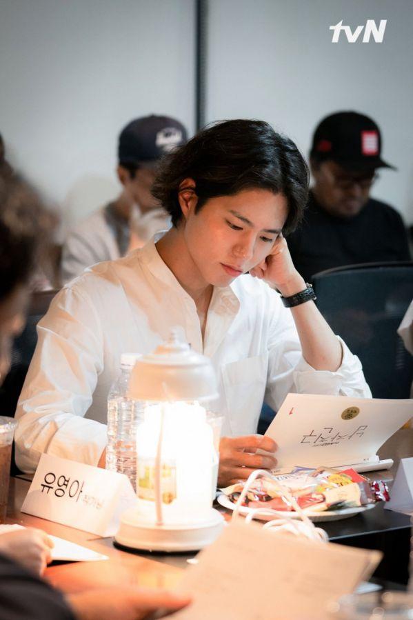 """""""Boyfriend"""" vừa hé lộ tạo hình của Park Bo Gum quá bất ngờ nhưng 3"""