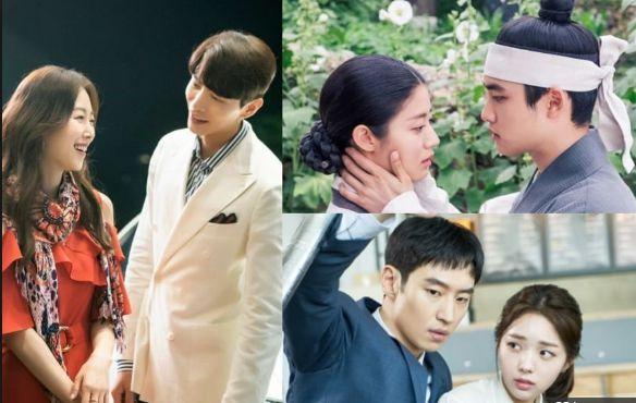 BXH phim và diễn viên Hàn nổi tiếng nhất nửa đầu tháng 10/2018