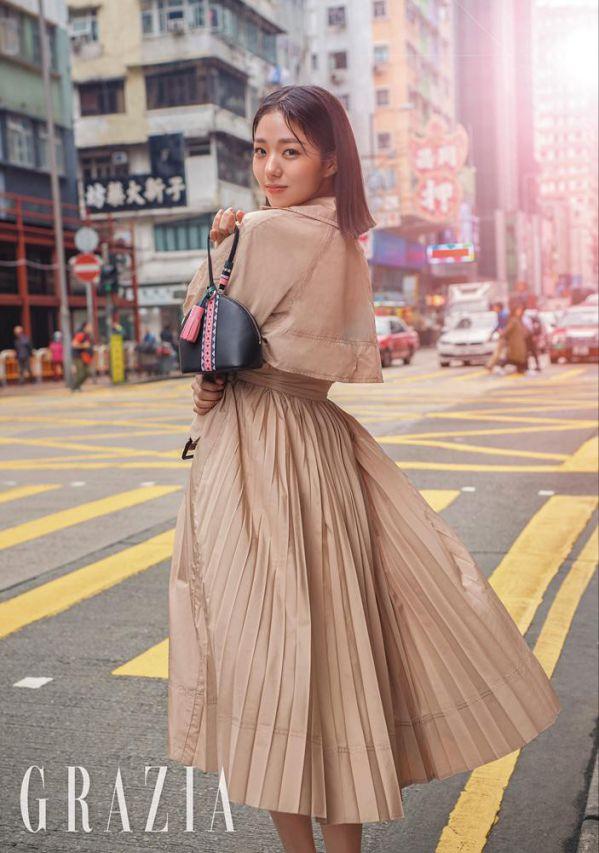 """Hậu trường phim """"Where Stars Land"""", Chae Soo Bin xinh đẹp ngọt ngào 1"""