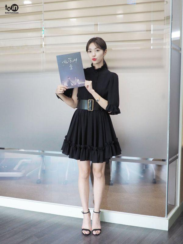 """Hậu trường phim """"Where Stars Land"""", Chae Soo Bin xinh đẹp ngọt ngào 12"""