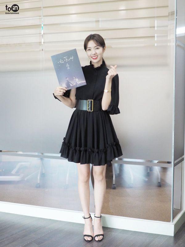 """Hậu trường phim """"Where Stars Land"""", Chae Soo Bin xinh đẹp ngọt ngào 13"""