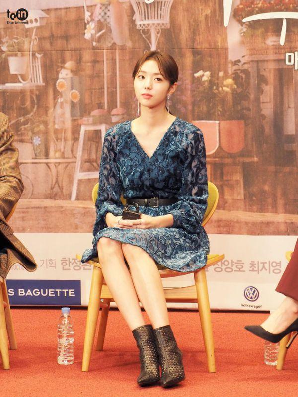 """Hậu trường phim """"Where Stars Land"""", Chae Soo Bin xinh đẹp ngọt ngào 14"""