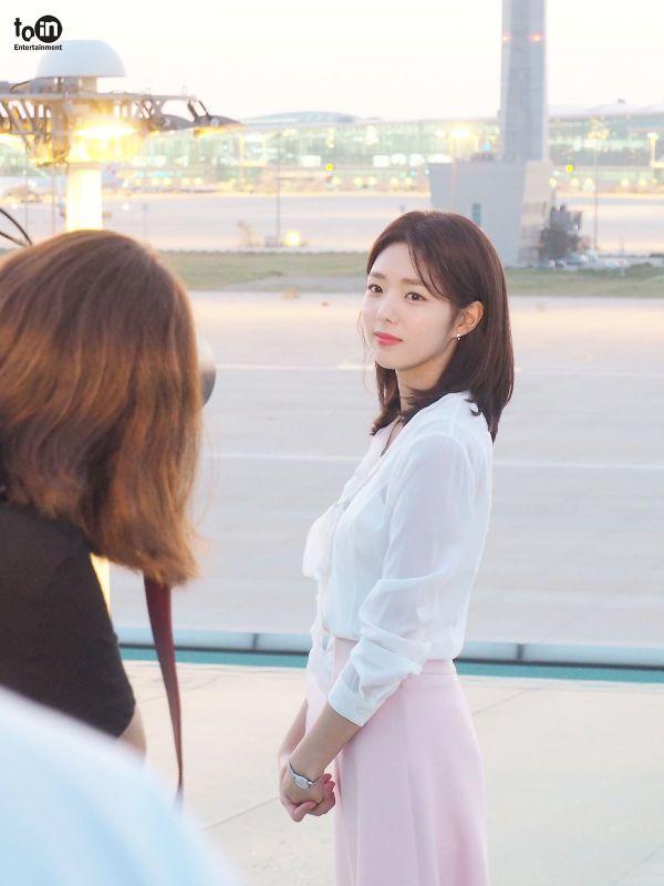 """Hậu trường phim """"Where Stars Land"""", Chae Soo Bin xinh đẹp ngọt ngào 3"""