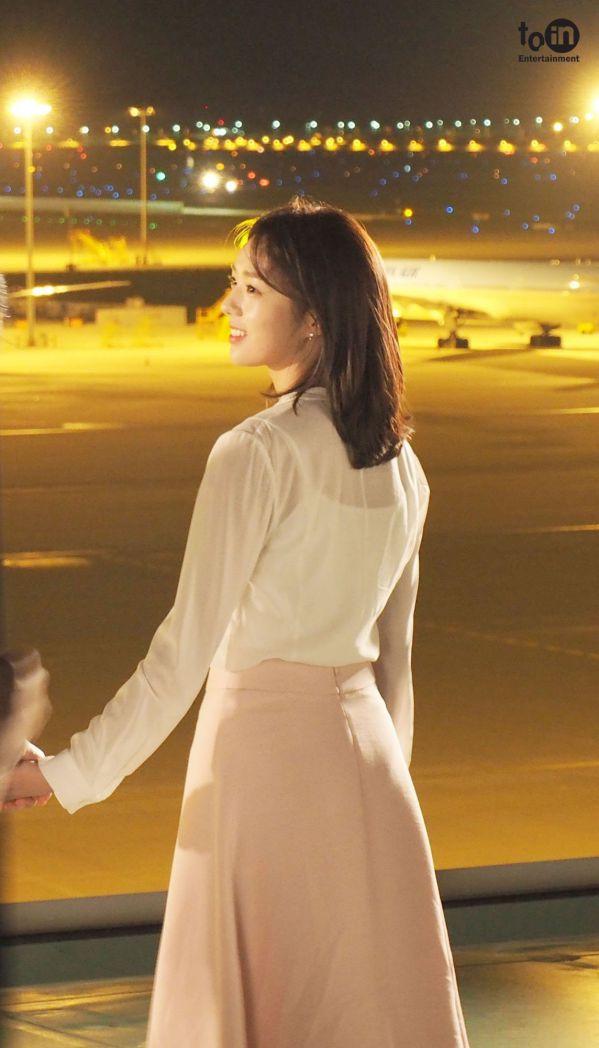 """Hậu trường phim """"Where Stars Land"""", Chae Soo Bin xinh đẹp ngọt ngào 4"""