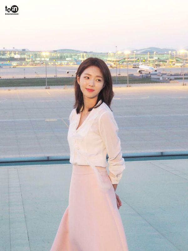 """Hậu trường phim """"Where Stars Land"""", Chae Soo Bin xinh đẹp ngọt ngào 5"""