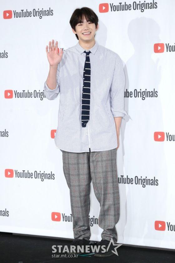 """Họp báo """"Top Management"""": Cha Eun Woo, Ahn Hyo Seop đẹp quá! 15"""