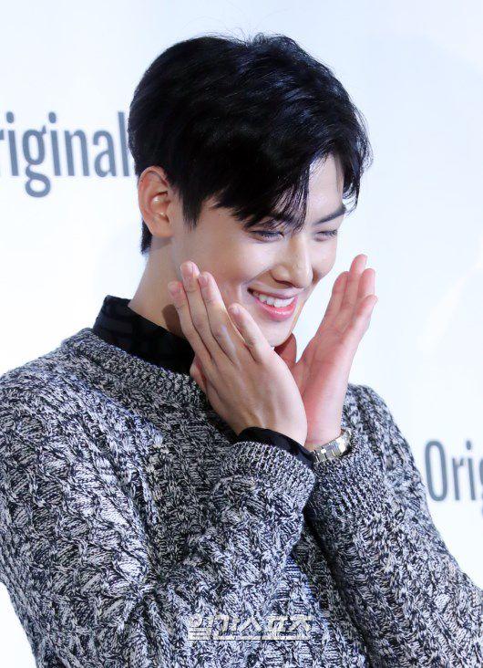 """Họp báo """"Top Management"""": Cha Eun Woo, Ahn Hyo Seop đẹp quá! 6"""