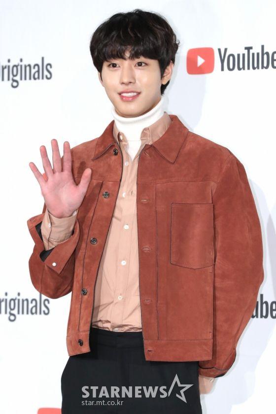 """Họp báo """"Top Management"""": Cha Eun Woo, Ahn Hyo Seop đẹp quá! 7"""