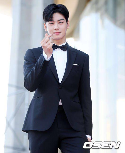 Korea Drama Awards 2018: Cha Eun Woo nổi bật giữa dàn mỹ nhân 3