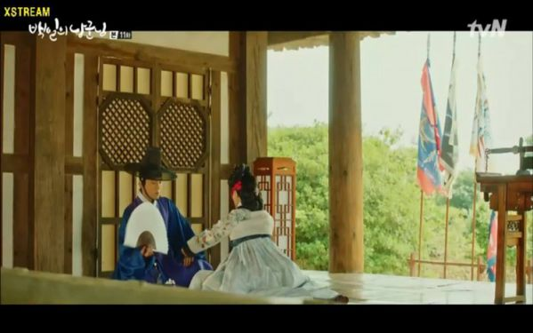 """""""Lang Quân 100 Ngày"""" tập 11: Lee Yool (D.O) biết về thân phận của mình 13"""
