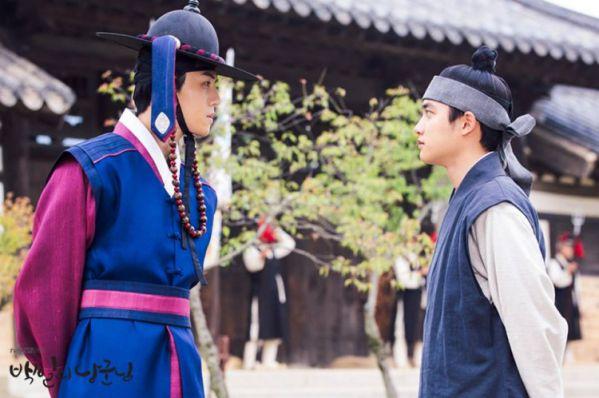"""""""Lang Quân 100 Ngày"""" tập 11: Lee Yool (D.O) biết về thân phận của mình 4"""