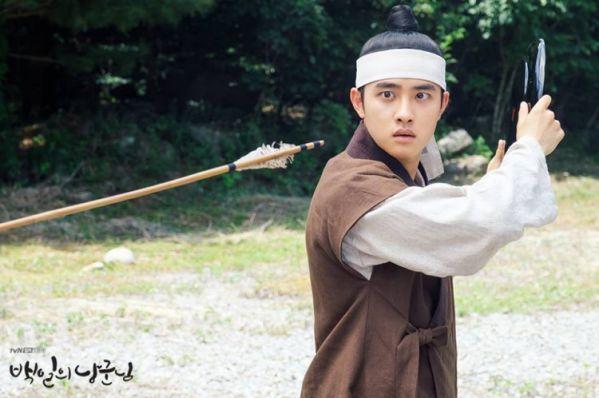 """""""Lang Quân 100 Ngày"""" tập 11: Lee Yool (D.O) biết về thân phận của mình 8"""
