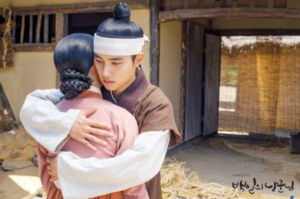 """""""Lang Quân 100 Ngày"""" tập 11: Lee Yool (D.O) biết về thân phận của mình 9"""