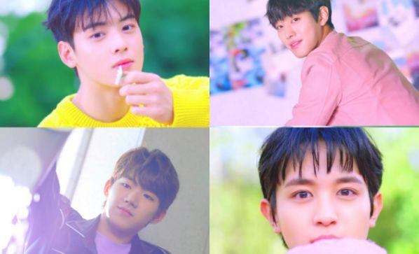 """Teaser """"Top Management"""" Cha Eun Woo hát hay và đẹp rụng tim 8"""