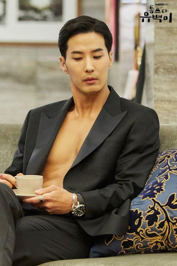 """Phim """"Top Star Yoo Baek"""": Tạo hình của Kim Ji Suk khiến fan ngất lịm 2"""