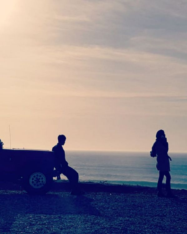 """Phim trường """"Vagabond"""": Hình ảnh mới nhất của Lee Seung Gi và Suzy 3"""