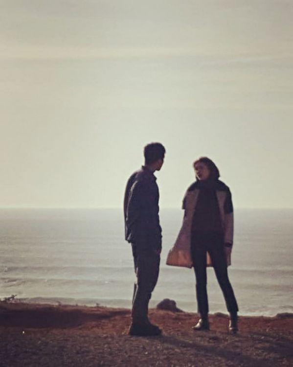 """Phim trường """"Vagabond"""": Hình ảnh mới nhất của Lee Seung Gi và Suzy 4"""