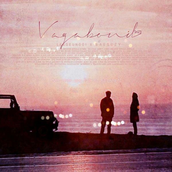 """Phim trường """"Vagabond"""": Hình ảnh mới nhất của Lee Seung Gi và Suzy 5"""