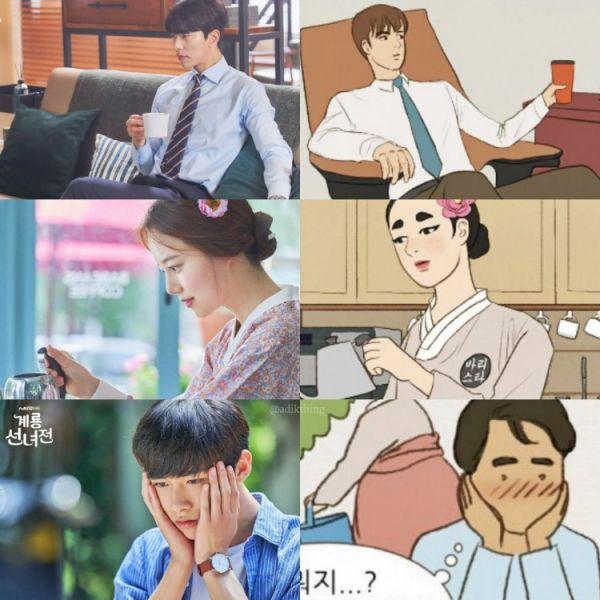 Tale of Gyeryong Fairy: Phim chuyển thể đầy hứa hẹn nhất cuối 2018 9