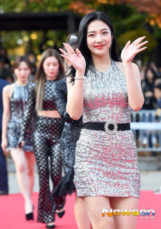 Thảm đỏ Korean Popular Culture & Arts Awards 2018 của BTS, Son Ye Jin 2