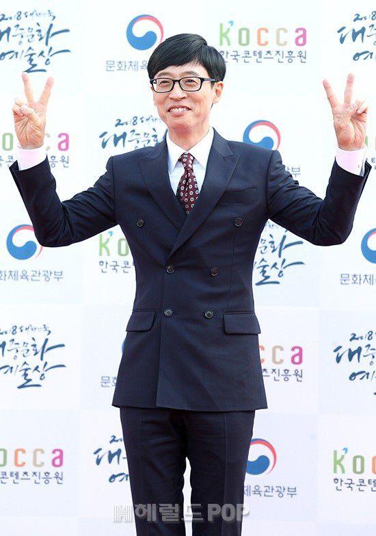 Thảm đỏ Korean Popular Culture & Arts Awards 2018 của BTS, Son Ye Jin 22