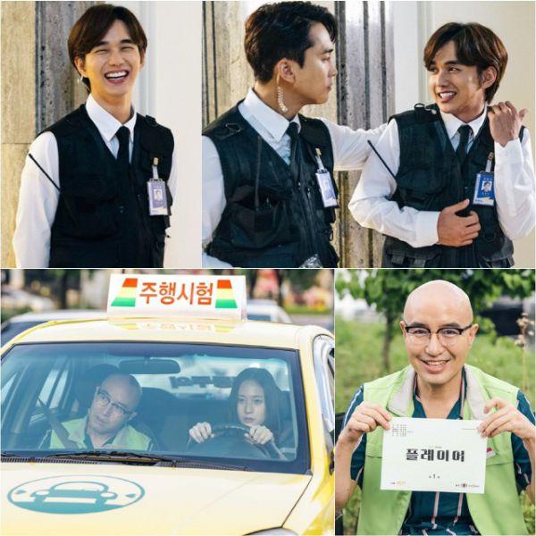 """""""The Player"""" tập 1: Yoo Seung Ho đóng vai Cameo với mái tóc...1"""