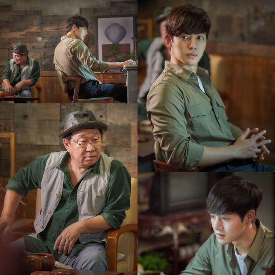 """""""When Time Stopped"""": Tạo hình của Kim Hyun Joong đẹp quên sầu 8"""