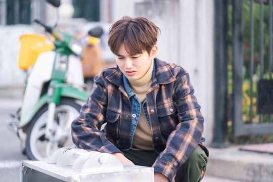 """""""Bok Soo is Back"""" tung loạt ảnh đẹp đầu tiên của Yoo Seung Ho 5"""