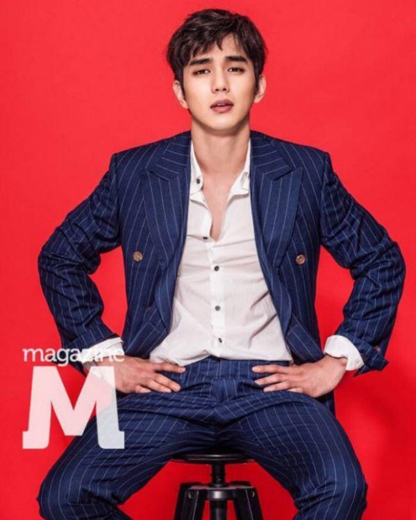 """""""Bok Soo is Back"""" tung loạt ảnh đẹp đầu tiên của Yoo Seung Ho 7"""