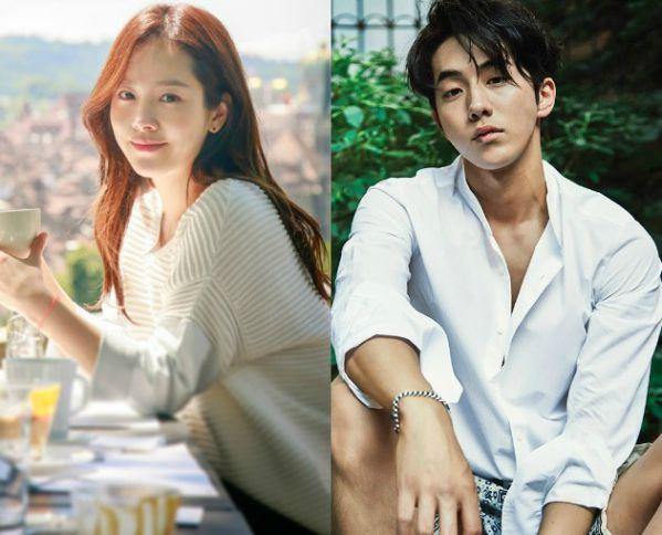 """Chính thức: Nam Joo Hyuk tham gia phim """"Dazzling"""" cùng Han Ji Min 2"""