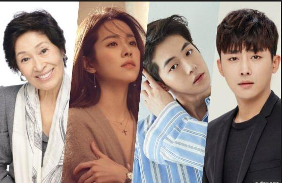 """Chính thức: Nam Joo Hyuk tham gia phim """"Dazzling"""" cùng Han Ji Min 5"""