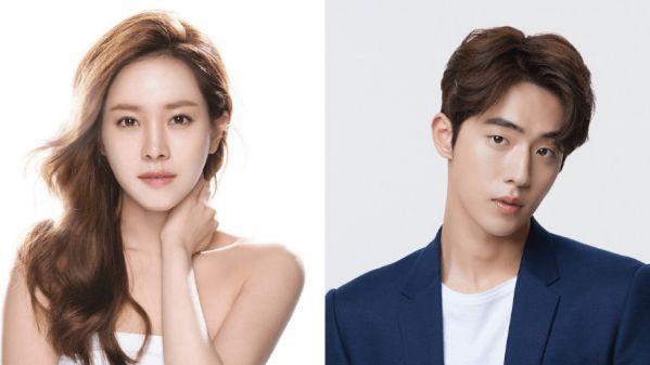 """Chính thức: Nam Joo Hyuk tham gia phim """"Dazzling"""" cùng Han Ji Min 7"""