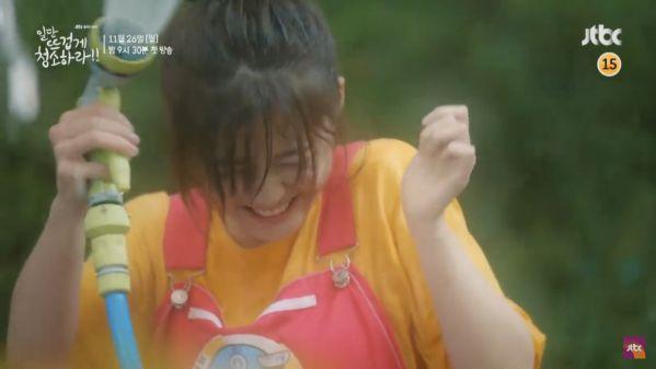 """""""Cô Tiên Dọn Dẹp"""" lại nhá hàng Teaser thứ 3 cực kỳ hài và đáng yêu 10"""
