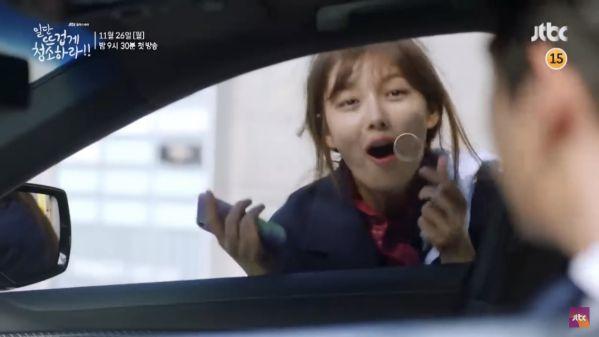 """""""Cô Tiên Dọn Dẹp"""" lại nhá hàng Teaser thứ 3 cực kỳ hài và đáng yêu 6"""