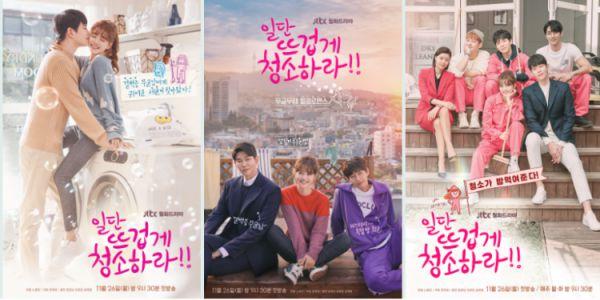 """""""Cô Tiên Dọn Dẹp"""": Loạt ảnh hậu trường đẹp thiên thần của Kim Yoo Jung 21"""