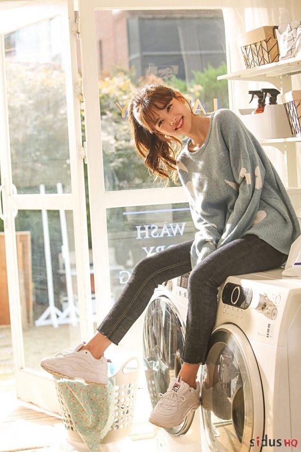 """""""Cô Tiên Dọn Dẹp"""": Loạt ảnh hậu trường đẹp thiên thần của Kim Yoo Jung 3"""