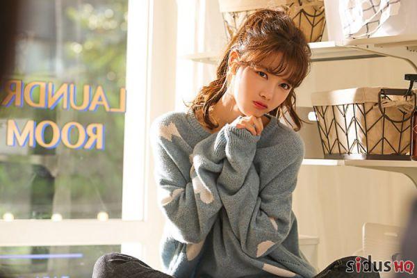 """""""Cô Tiên Dọn Dẹp"""": Loạt ảnh hậu trường đẹp thiên thần của Kim Yoo Jung 4"""