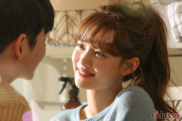 """""""Cô Tiên Dọn Dẹp"""": Loạt ảnh hậu trường đẹp thiên thần của Kim Yoo Jung 5"""
