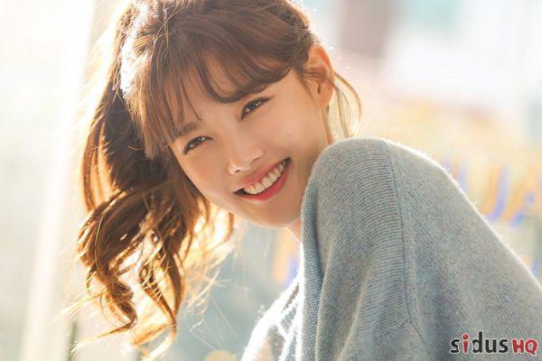 """""""Cô Tiên Dọn Dẹp"""": Loạt ảnh hậu trường đẹp thiên thần của Kim Yoo Jung 7"""