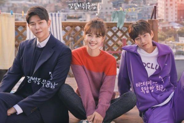 """""""Cô Tiên Dọn Dẹp"""" nhá hàng ảnh của Kim Yoo Jung và anh bạn hàng xóm 9"""