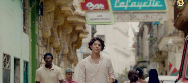 """""""Encounter/Boyfriend"""" của Song Hye Kyo, Park Bo Gum tung Teaser đầu tiên 1"""