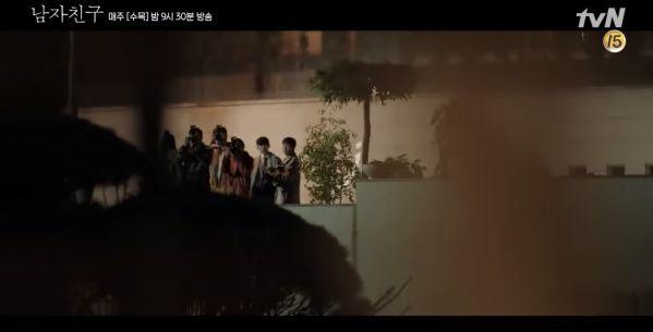 """Preview """"Encounter"""" tập 3: Park Bo Gum, Song Hye Kyo hẹn hò và bị bắt gặp 9"""