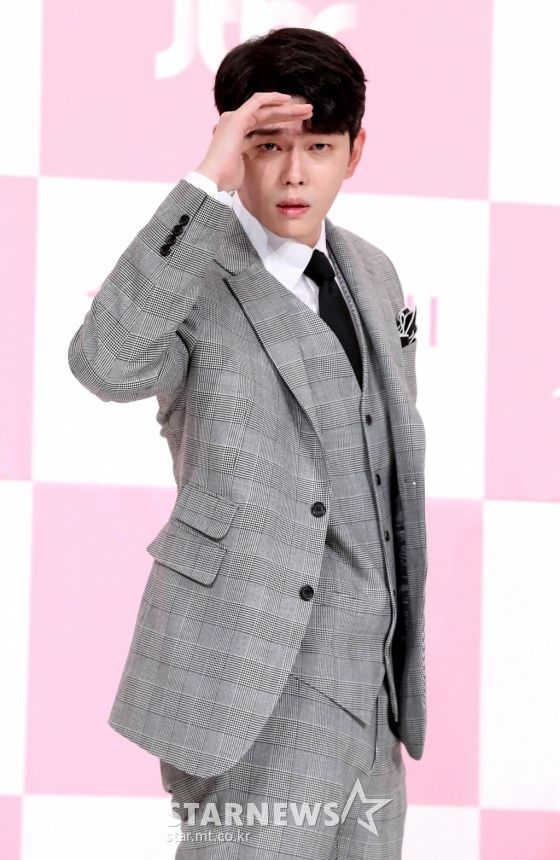 """Họp báo """"Cô Tiên Dọn Dẹp"""": Yoon Kyun Sang, Kim Yoo Jung đẹp quá! 6"""