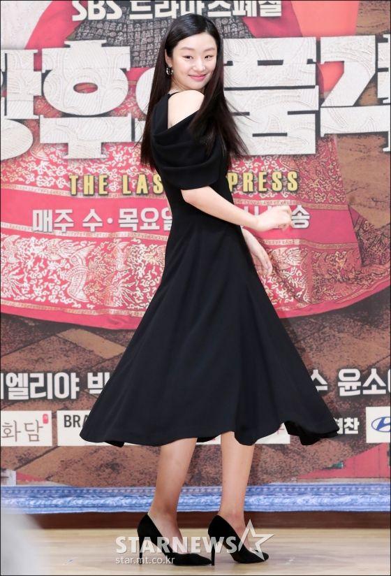 """Họp báo ra mắt phim """"The Last Empress"""": Jang Nara đẹp bất chấp 21"""