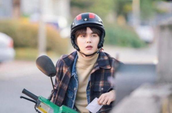 """""""My Strange Hero"""" công bố tạo hình phản diện của Kwak Dong Yeon 4"""