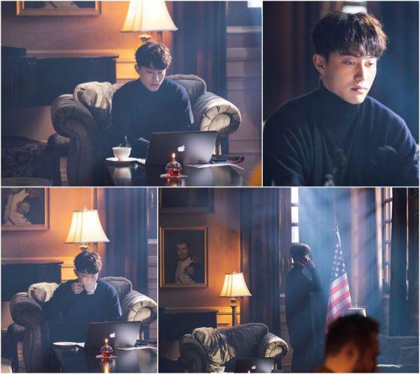 """""""My Strange Hero"""" công bố tạo hình phản diện của Kwak Dong Yeon 7"""
