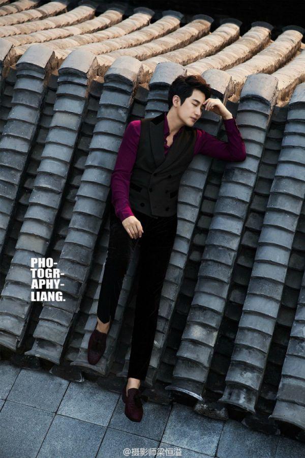 """Phim bí ẩn """"Babel"""" của Park Shi Hoo lên sóng đầu năm 2019 4"""