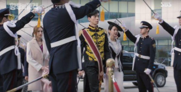 """Phim """"Empress's Dignity"""" của Jang Nara tung teaser và tạo hình nhân vật 17"""