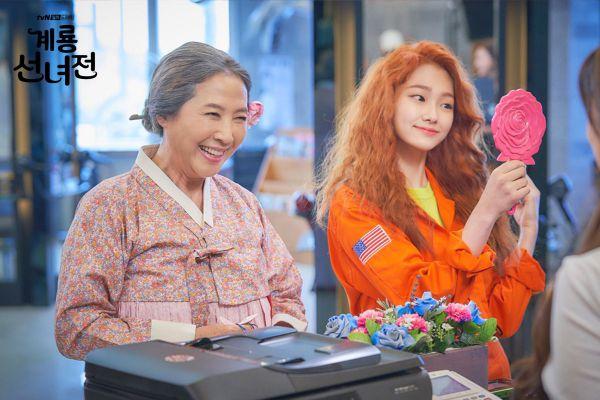 """Tại sao khán giả lại mê mệt với phim """"Kê Long Tiên Nữ Truyện"""" thế? 14"""